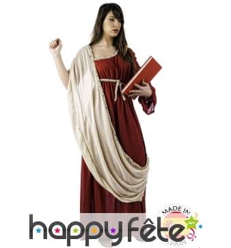 Costume de sénatrice d'Alexandrie