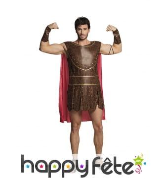 Costume de soldat romain pour homme