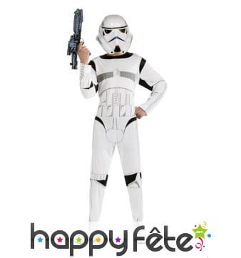 Costume de Stormtrooper pour adulte
