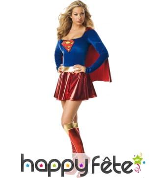 Costume de Supergirl Licence