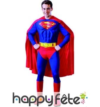 Costume de Superman Licence