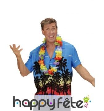 Chemise de touriste des îles pour homme