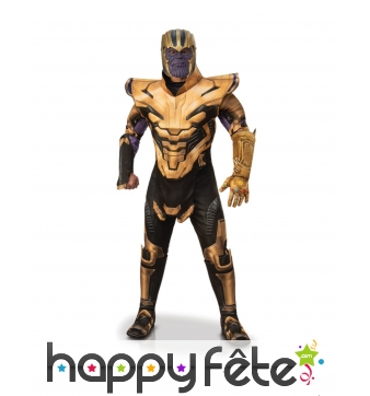 Costume de Thanos pour adulte, Endgame