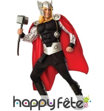 Costume de Thor pour homme, grand héritage