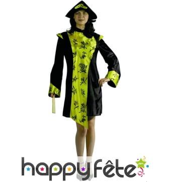 Costume de Tonkinoise