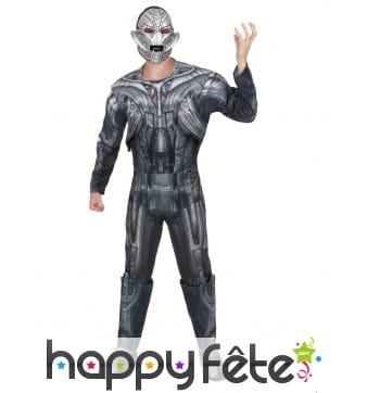 Costume de Ultron luxe pour homme Avengers 2