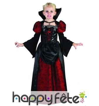Costume de Vampiresse pour enfant