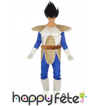Costume de Vegeta pour homme, Dragon Ball
