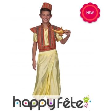 Costume de voleur oriental pour enfant