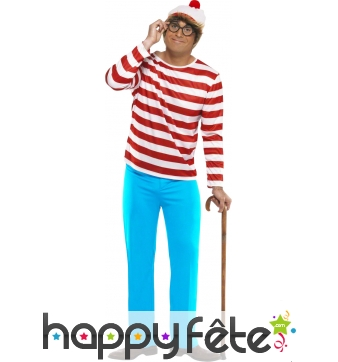 Costume de wally