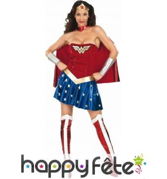 Costume de Wonder Woman Licence