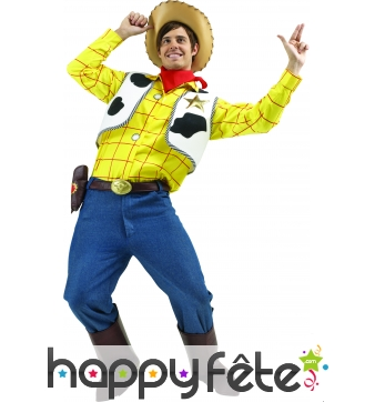 Costume de Woody Licence Toy Story