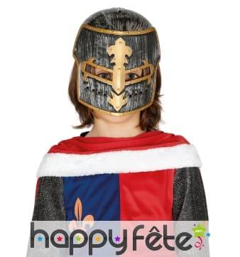 Casque enfant de gladiateur
