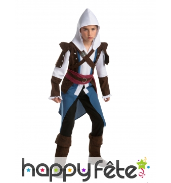 Costume enfant de Edward, Assassin s creed