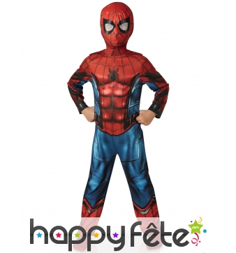 Costume enfant de Spider-Man Homecoming