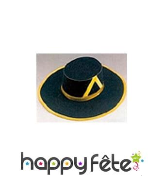 Chapeau espagnol en carton