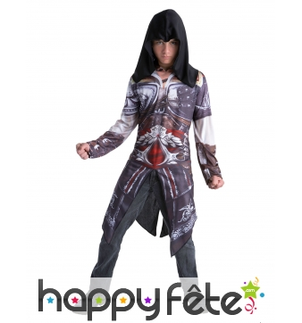 Costume enfant sublimation Ezio, Assassin s creed