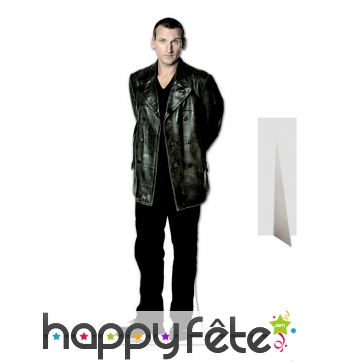 Christopher eccleston taille réelle, Doctor who