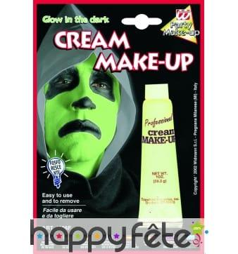 Crème fluorescente