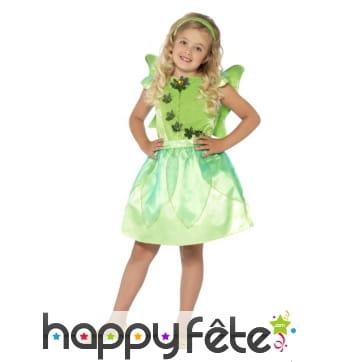 Costume fée de la forêt pour enfant