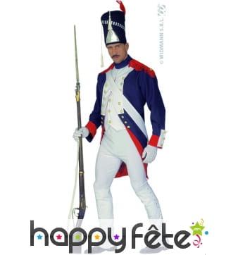 Costume grenadier de la garde Napoléon