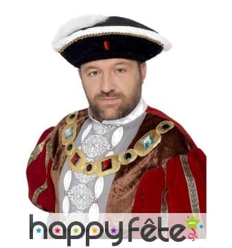 Chapeau Henry VIII
