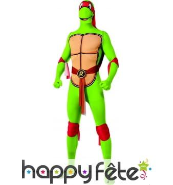 Combinaison intégrale de Raphael, Tortues Ninja
