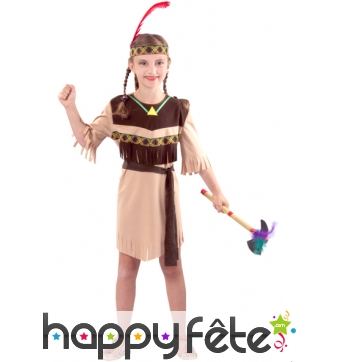 Costume indienne enfant