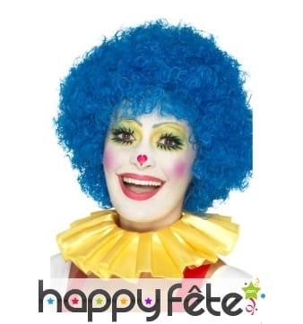 Collerette jaune de clown