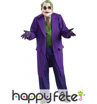 Costume Joker Licence