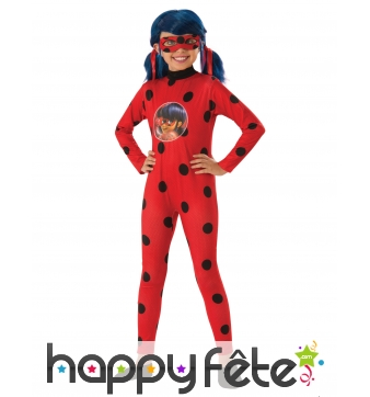 Combinaison Ladybug en coffret