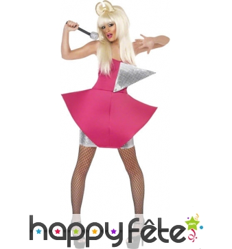 Costume Lady Gaga