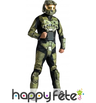 Costume licence halo master chief