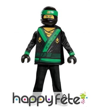 Costume Lego Lloyd Ninjago pour enfant