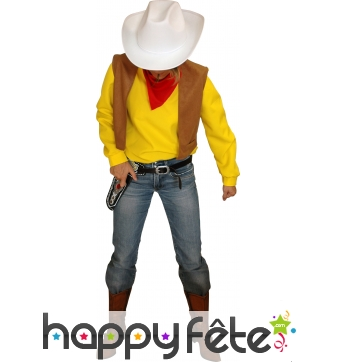 Costume Lucky Luke enfant