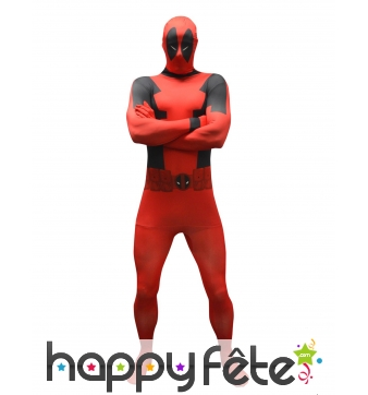 Combinaison Morphsuits Deadpool pour adulte