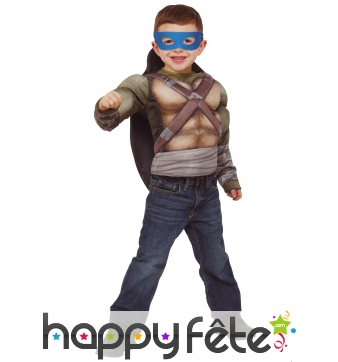Costume musclé enfant Tortues Ninja