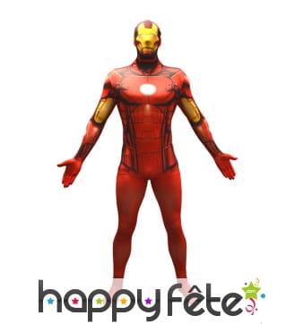 Combinaison Morphsuit Iron-Man