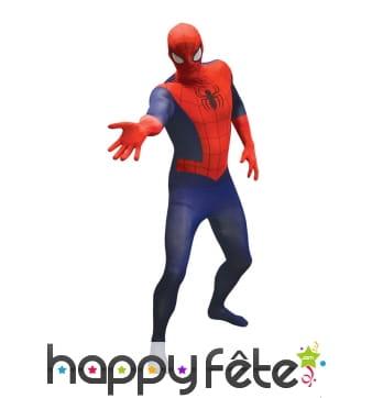 Combinaison Morpshuit Spiderman classique