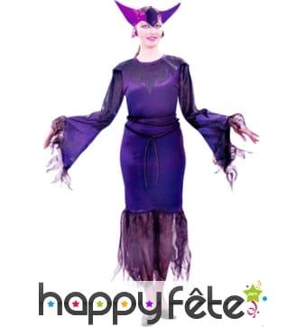 Costume magicienne vaudoo