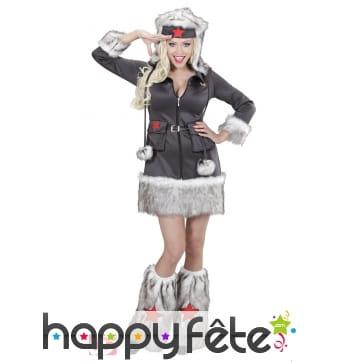 Costume nikita russian girl