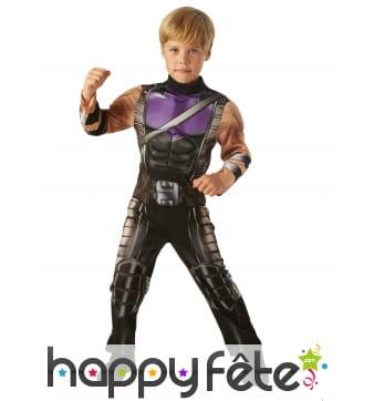 Costume Oeil de Faucon deluxe pour enfant