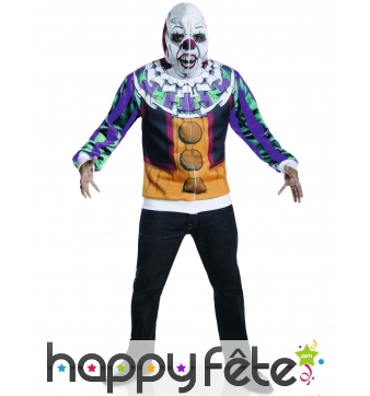 Costume officiel du clown Ça pour adulte