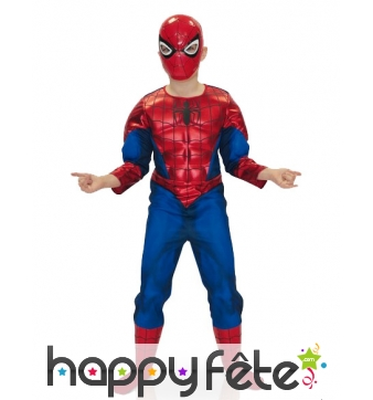 Costume officiel Ultimate Spider-Man pour enfant