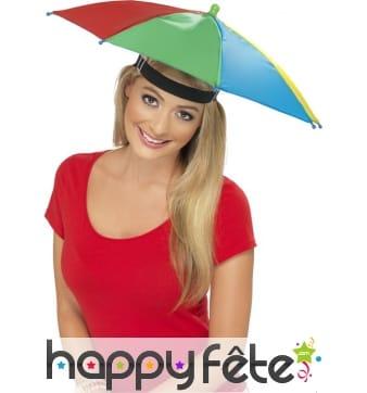Chapeau parapluie