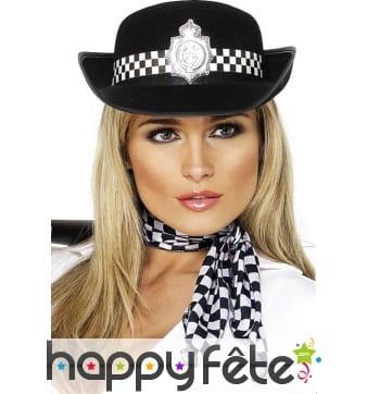 Chapeau policière