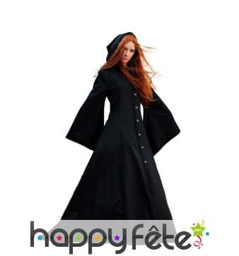 Costume pretresse authentique medievale