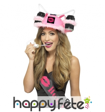 Casque porte canettes Hen Party