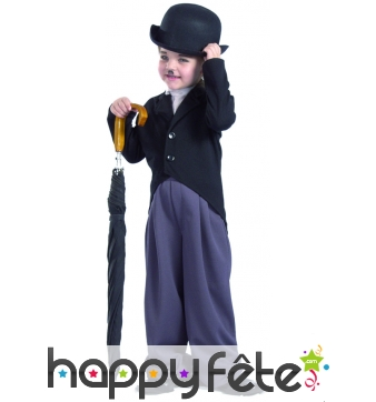 Costume Petit Charly Chaplin