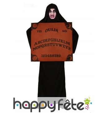 Costume planche de ouija